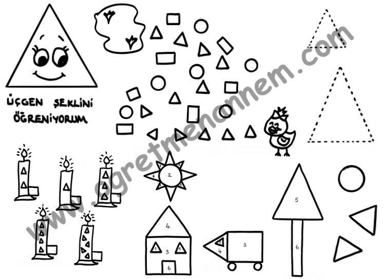 üçgen Çalışması